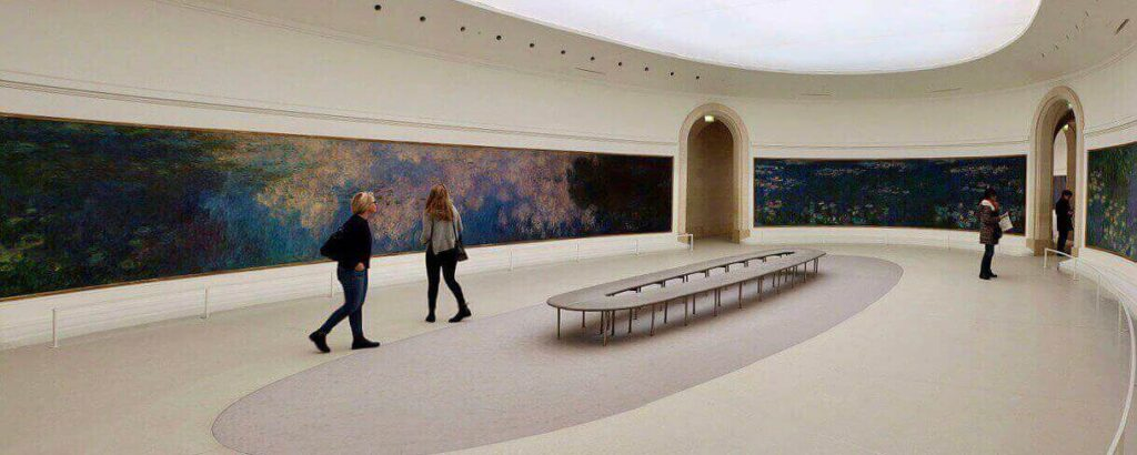 Orangerie Museum in Paris