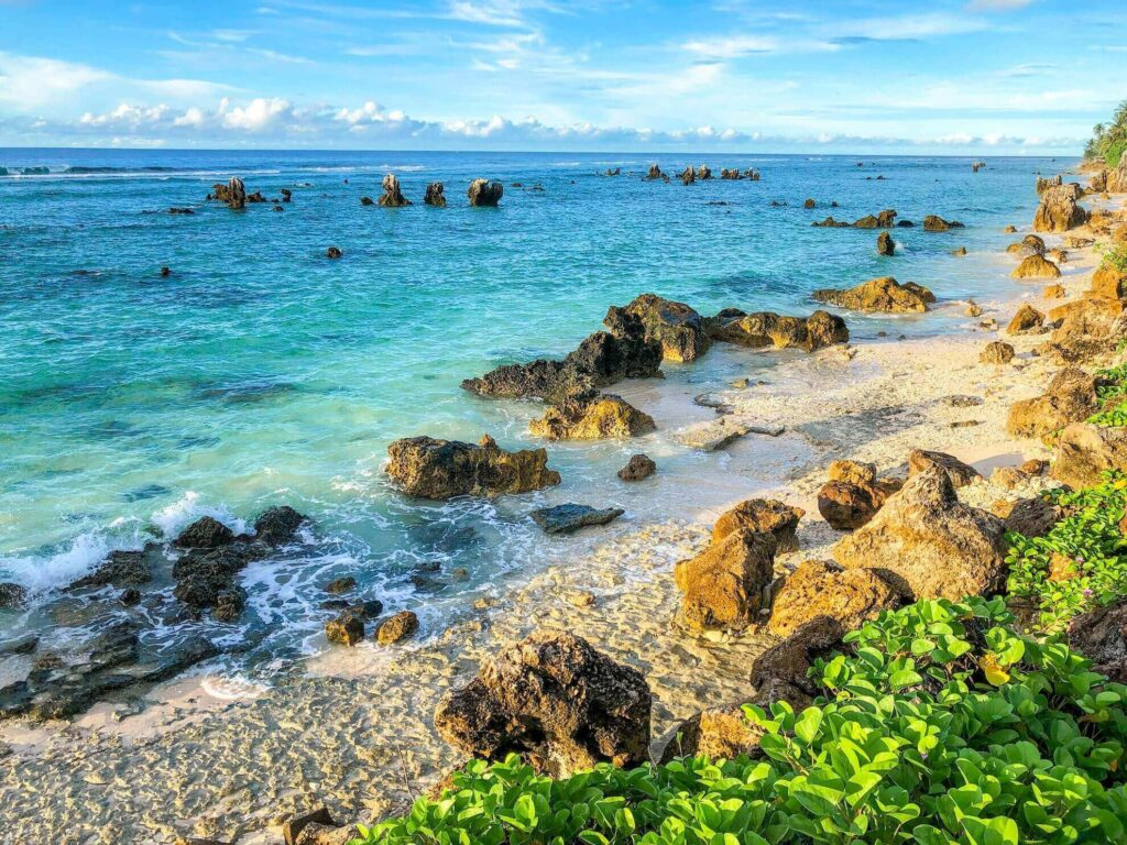 The beauty of Nauru nation island that attracts visitors every year
