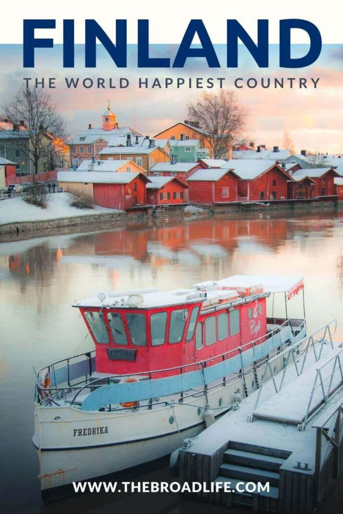 Finland the world happiest country - the broad life's pinterest board