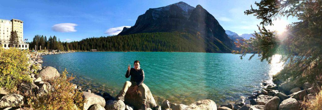 Lake Louise, Banff National Park, Calgary, Alberta, Canada