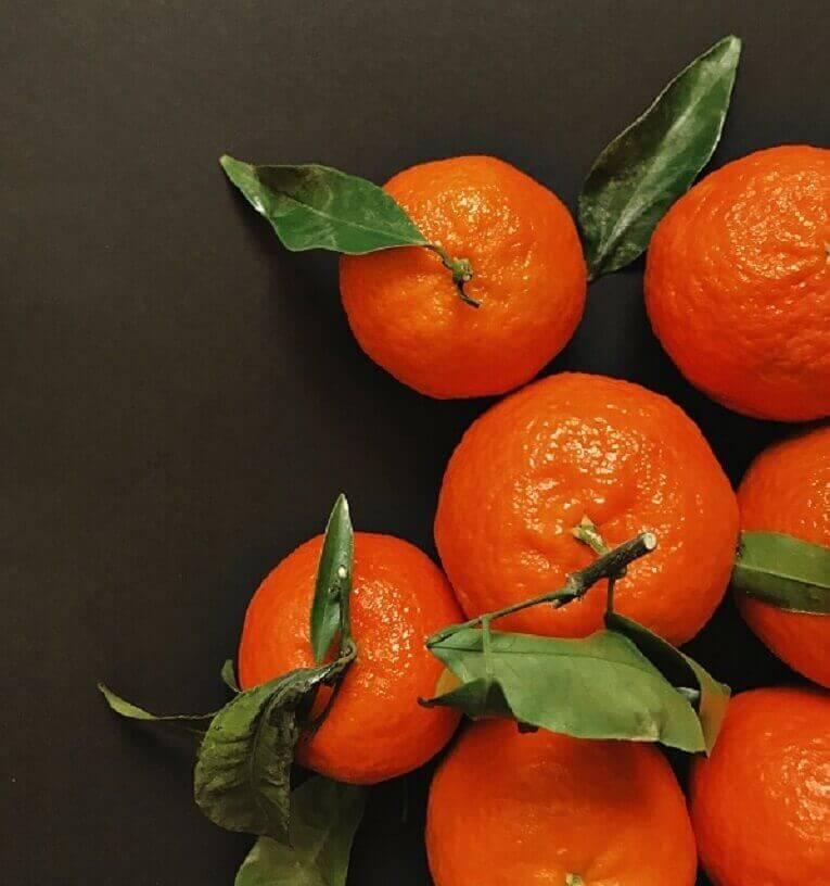 mandarin orange a vietnam fruit