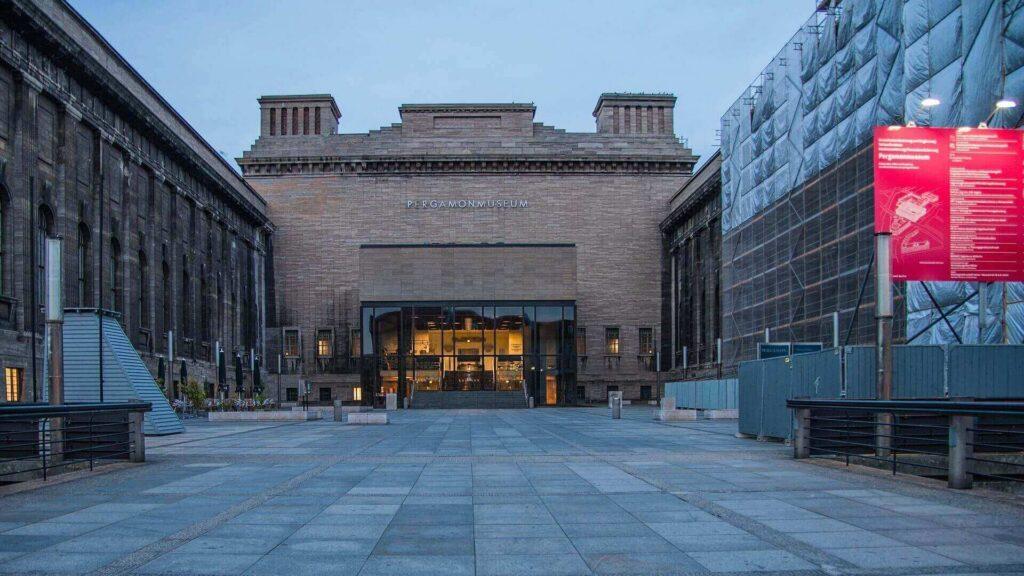 Pergamonmuseum in Berlin