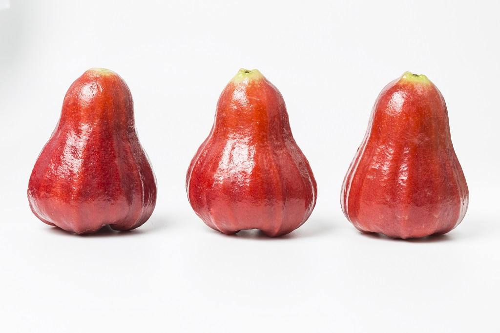 Rose apple or Bell Fruit