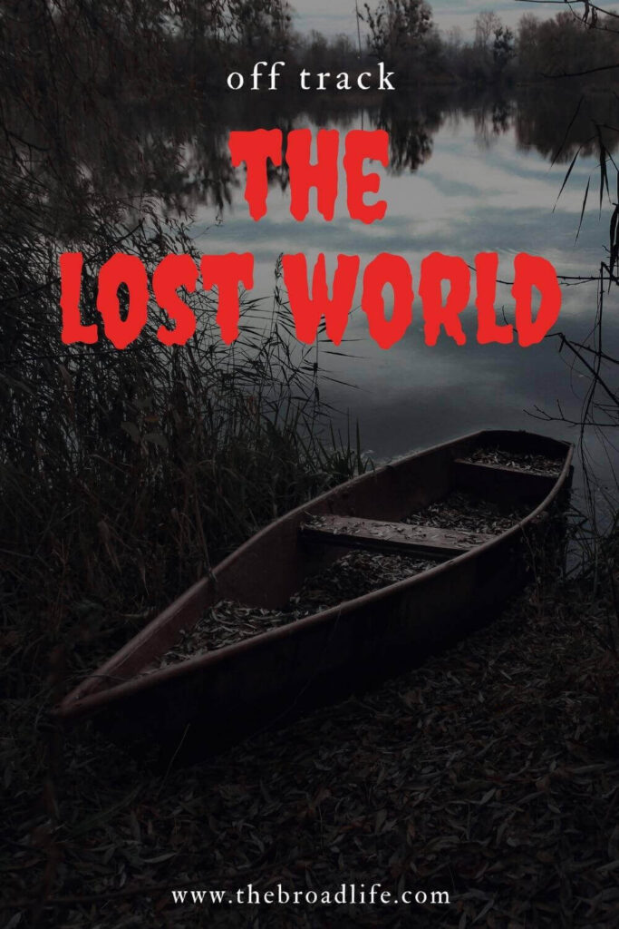 off track the lost world - the broad life's pinterest board