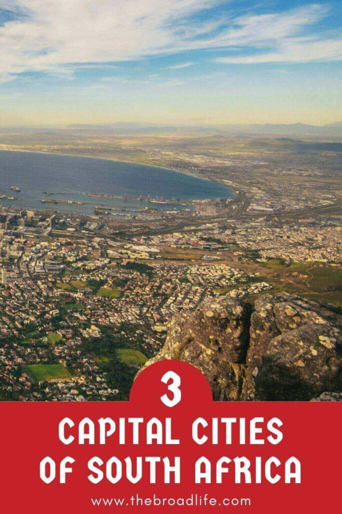 3 capital cities of south africa - the broad life's pinterest board
