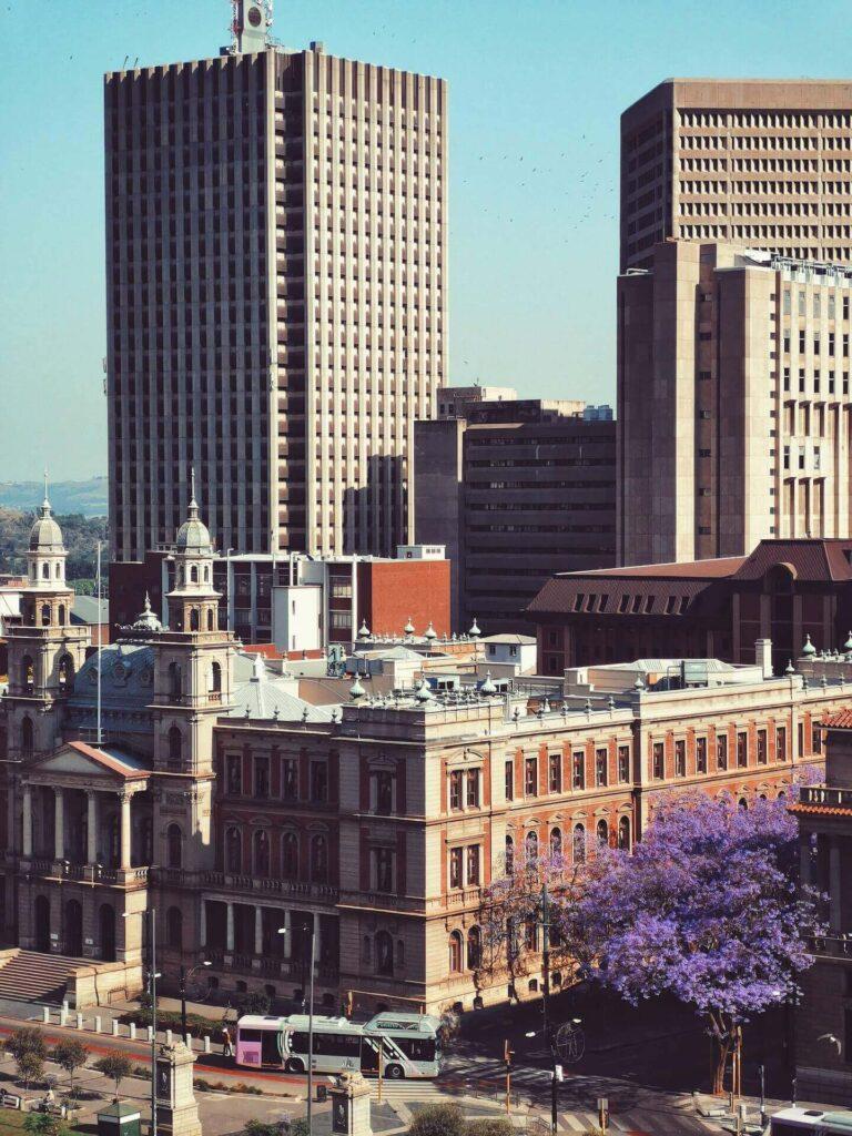 Pretoria the administrative capital of South Africa