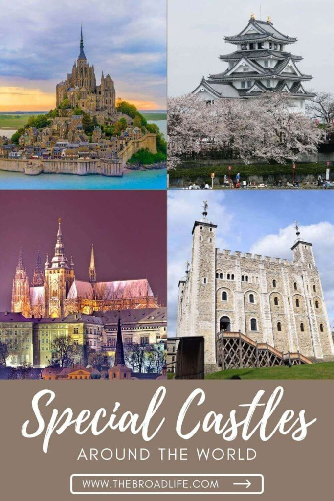 special castles around the world - the broad life's pinterest board