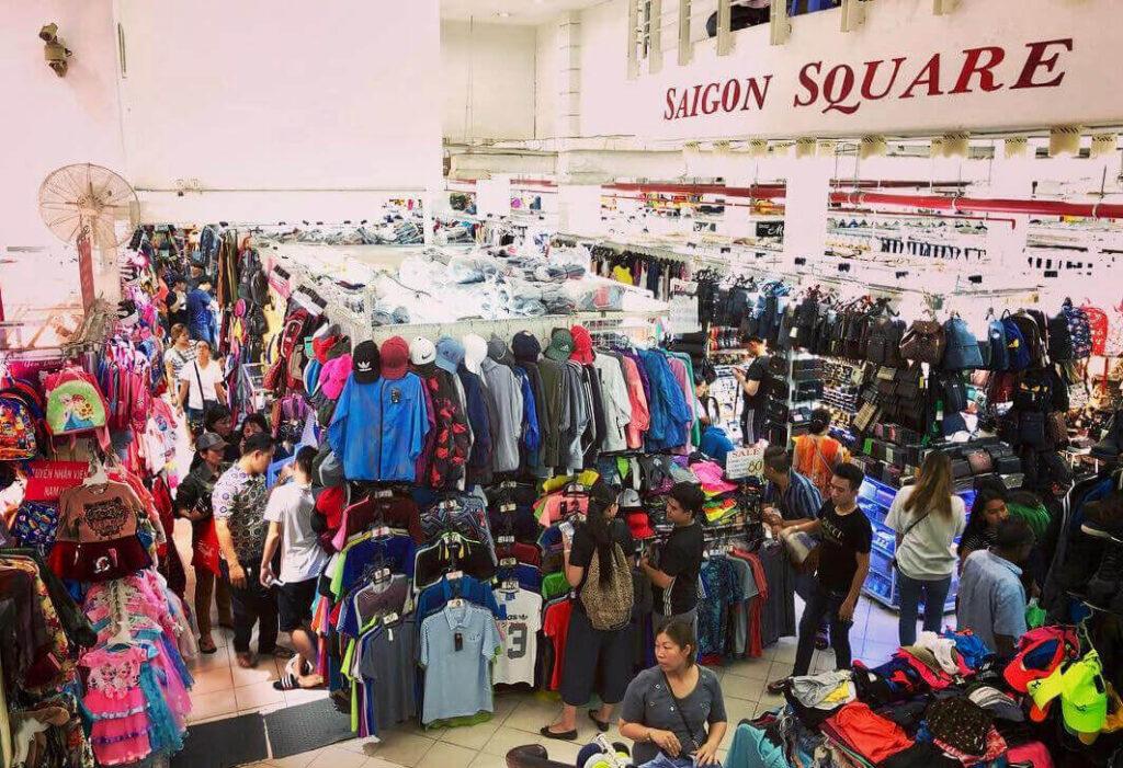 saigon square market