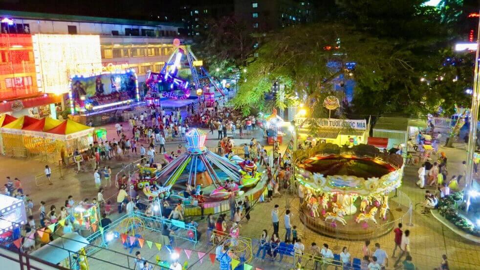 White Rabbit Amusement Park